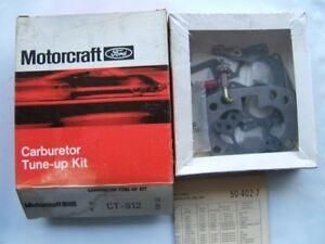Motorcraft CT-912 Carburetor Rebuild Kit - 1971-1972 Chevy 307 V8 Rochester 2GV