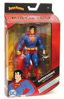 NEW DC Multiverse Superfriends Superman - Collector Card & Stand Included -FFF06