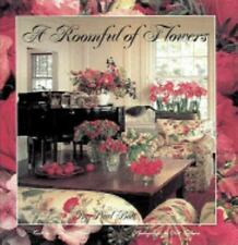 A Roomful of Flowers, Plumb, Barbara,Bott, Paul, Good Condition, Book