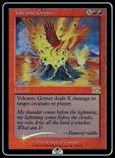 Volcanic Geyser - Foil - FNM Promo (2000)  - NM-Mint **GamerzSphere**