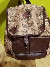 💕💖 Official Harry Potter Backpack Marauders Map Rucksack School Bag 💖💕