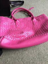 Milan Fashion Pink Bag And Primark Small Bag