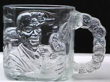 McDonalds Restaurant TWO FACE Batman Forever 3-D Glass Mug 1995