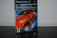 Need for Speed Underground - Playstation 2 PS2 Game PAL - NEW & SEALED