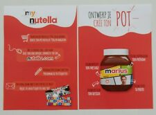 Nutella In Collectables Ebay