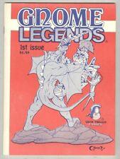 Gnome Legends #1 January 1986 VF