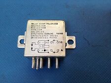 X1 FCA-210-60X General purpose relais bobine 28VDC contacts 2 pdt 115/200VAC 400hz