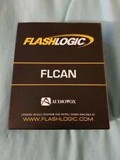 New listing FlashLogic Flcan Multi-Platform Canbus Enabled Doorlock Interface Car Bypass