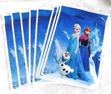 10Pcs Frozen Elsa Girls Boys Kids Party Gift Bag Loot Birthday Candy Bags