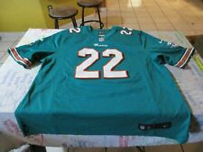 Reggie Bush #22 Miami Dolphins Nike Jersey Size Mens XL NFL Football
