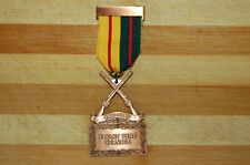 Original Front line Service medal made by AJ Parkes. Unmessed with.