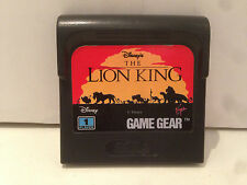 Roi Lion Sega Game Gear Loose
