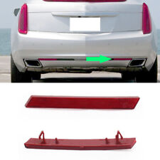 1X For Cadillac XTS 2013-2017 Car Right Passenger Side Taillight Reflector Cover