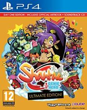 Shantae Half Genie Hero Ultimate Day One Edition PQube