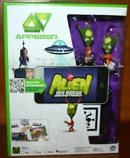 APPGEAR ALIEN JAILBREAK Mobile Application Game - iPAD 2/iPHONE 4/ANDROID
