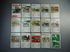 ASS Nr. 3247/7 Motorradquartett Schwere Feuerstühle 1973 (57373)