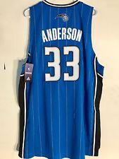Adidas Swingman NBA Jersey Orlando Magic Ryan Anderson Blue sz XL