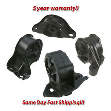 Engine Motor & Transmission Mount 4PCS. 1990-1993 for Acura Integra 1.7L, 1.8L