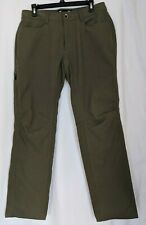 Under Armour Storm Tactical Guardian Pants Men 34x 32 Olive Military