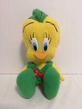1992 Tweety Bird Robin Hood Stuffed Plush Warner Bros