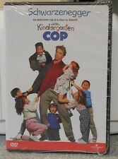Kindergarten Cop (DVD, 1998) RARE OOP BRAND NEW 1990 HIT COMEDY