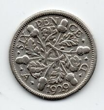 Great Britain - Engeland - 6 Pence 1929
