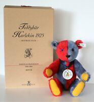 Steiff Club, Edition 2000/2001, Teddybär Harlekin, Replik