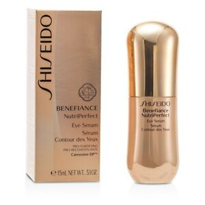 NEW Shiseido Benefiance NutriPerfect Eye Serum 15ml Womens Skin Care