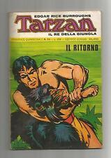 TARZAN 1° Serie n. 59 -  Ed. Cenisio (1972) Il Re Della Giungla - Rice Burroughs