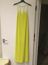 Yellow WAREHOUSE Maxi Dress *Size 8* RRP £55
