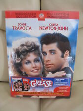 Grease DVD John Travolta, Olivia Newton-John NTSC - US Import Region 1