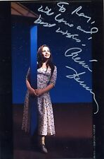 Renee FLEMING (Opera): Early Signed Photograph