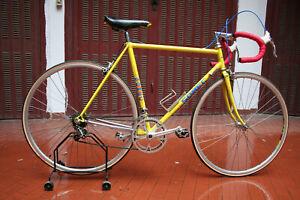 vintage somec campagnolo super record racing bike