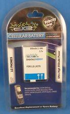 New listing Digital Energy Lg Lx370 Cellular Li-Ion Battery for Lg Phones 3.7V