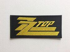M057 // ECUSSON PATCH AUFNAHER TOPPA / NEUF / ZZ TOP 10*4.5 CM