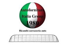 GRIGLIA PARAURTI ANTERIORE INFERIORE GRIGIA FIAT GRANDE PUNTO 05>09 2005>2009