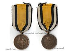 Germany Prussia 1813 Napoleonic Wars Military Medal Combatants German Prussian