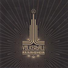 Rammstein – Volkerball (2006) CD+DVD Jewel Case Lindemann Landers [NEW CD]