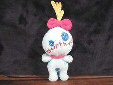 "Disney's Lilo & Stitch Plush Scrump Movie Original Stuffed Doll Figure Toy 4"" in"