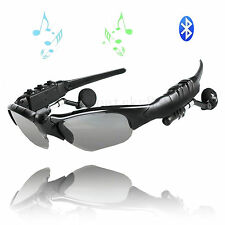 Bluetooth Sunglasses Headset Outdoor Glasses Music with Mic for iPhone Samsung