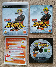 Naruto Shippuden Ultimate Ninja Storm Collection PS3 / Fr / envoi gratuit