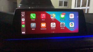 NBT EVO BMW CarPlay Activation + FullScreen + Video in Motion + GPS Map updates