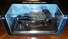 HORCH 930V LIMOUSINE (1937) RICKO RICKO 1/18 Scale Diecast #32152, New in Box!