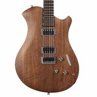 Relish Guitars Mary Walnut - Aluminum - Piezo - Boutique Electric Guitar - NEW!