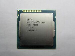 Intel Core i7-3770 3.4GHz/8MB Quad-Core Processor 3rd Gen. LGA 1155/Socket H2