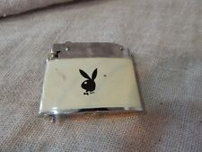 Vintage Advertising Lighter Playboy Club Playboy Bunny