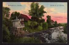 93119 AK Skwierzyna Schwerin an der Warthe 1909