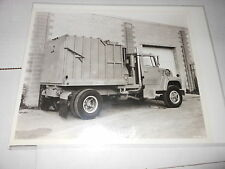 #1447 PHOTO NEGATIVE - 1970 - ULTRA VAC TRUCK