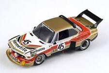 """BMW 3.5 CSL #45 Walkinshw-Fitzpatrick """"Le Mans"""" 1976 (Spark 1:43 / S1567)"""