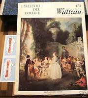 i maestri del colore n 147 Watteau